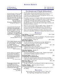 Resume Format For Flight Attendant Resume Examples Images Of Flight Attendant Resume Template Skills