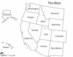 us map states and capitals quiz northwestern us states mapquiz printout enchantedlearningcom the
