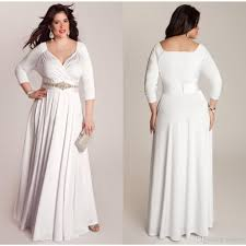 grecian wedding dress plus size clothing for large ladies