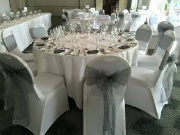 silver chair covers gray chair covers wonderful a tale of two weddings chair