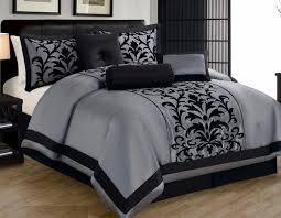 Damask Print Comforter Best 25 Black Comforter Ideas On Pinterest Comforters Bed