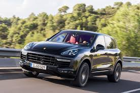 Black Porsche Cayenne - 2015 porsche cayenne s turbo review
