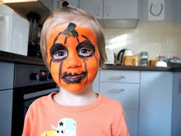 halloween face painting ideas step to make the celebration