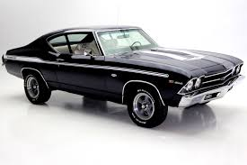 1969 chevrolet chevelle yenko big block 4 speed american dream