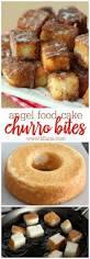 angel food cake churro bites lil u0027 luna