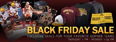 best black friday deals 2017 athletics gophersports com sneak peek black friday sale features golden