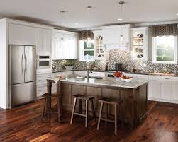 Traditional Kitchens With White Cabinets - furniture custom cabinets in inspiring traditional kitchen design