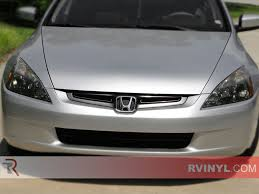 2003 honda accord horsepower rtint honda accord sedan 2003 2005 headlight tint