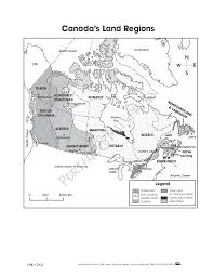 Canada Blank Map by Printable Outline Maps For Kids Map Of Canada For Kids Printable