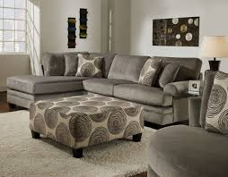 Baker Furniture Sofa Asian Style Gray Sectional Sofa With Chaise Baker Furniture Images