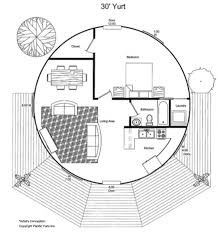 Pacific Yurts Floor Plans | sle possible floor plan for the largest pacfic yurt yurt