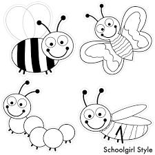 bugs to color wallpaper download cucumberpress com
