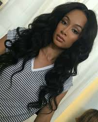 black soft wave hair styles 95 90 usd eseewigs sale 100 virgin human hair can be curled it is
