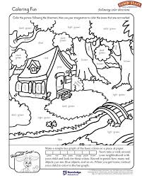 first grade reading coloring worksheets pictures coloring first