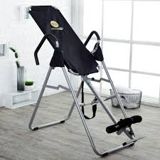 body fit inversion table how long should you use an inversion table for