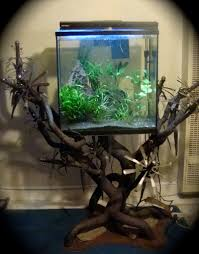 decoration unique aquarium design ideas modern of aquarium stand
