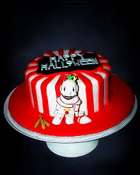 Halloween Birthday Cakes Pictures by American Horror Story Halloween Cake Twisty Ahs Freakshow B