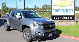 for sale colorado 2018 chevrolet colorado for sale in issaquah evergreen chevrolet