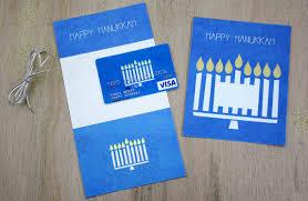 free printable gift card holder for hanukkah gcg