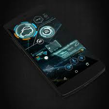 theme nova launcher android klwp 2 themes futuristic apk cracked free download cracked android