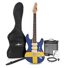 Sweedish Flag La E Gitarre Verstärker Paket Swedish Flag Bei Gear4music