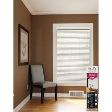 What Are Faux Wood Blinds White 2 Inch Faux Wood Blinds 31 To 39 Inch Wide Free Shipping