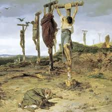 what romans said about crucifixion stephen m miller