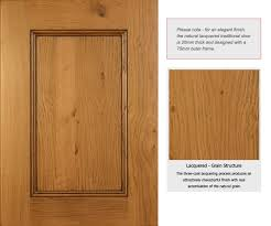 Kitchen Cabinet Wood Choices Solid Oak Wood Kitchen Unit Doors And Drawer Fronts Solid Wood