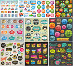 free sticker label templates packaging vector graphics blog retro and vintage labels templates vector