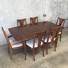 broyhill dining room tables mid century broyhill sculptra collection dining set u2013 urbanamericana