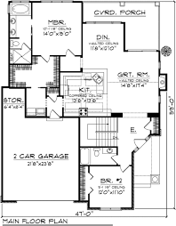 craftsman style house plan 2 beds 2 00 baths 1613 sq ft plan 70