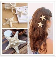 starfish hair clip online cheap wholesale hot new starfish hair pin sea hairclip