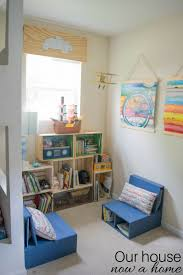 Crate Bookcase Diy Wooden Crate Bookshelf Making The Perfect Kids Reading Nook