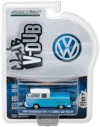 volkswagen type 4 amazon com greenlight limited edition club v dub 1968 volkswagen