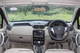 nissan urvan 2017 interior car picker nissan terrano interior images