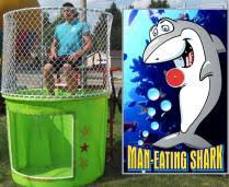 dunk tanks dunk tank and water party rentals in san diego
