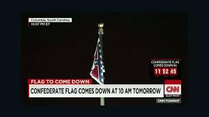 Confederate Flag Mean Confederate Flag U0027s Half Century At S C Capitol Ends Cnn