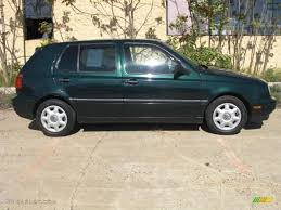 green volkswagen golf 1998 volkswagen golf news reviews msrp ratings with amazing