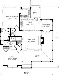 bucksport cottage moser design group southern living house plans