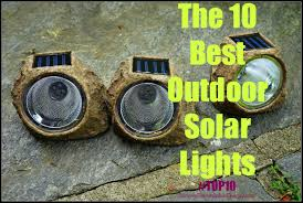 Best Solar Landscape Lights Cool Best Solar Lights Garden On A Budget Wonderful In Best Solar