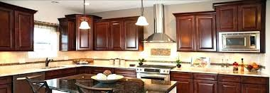 kitchen cabinets without crown molding amazing crown molding for kitchen cabinets oak kitchen cabinets
