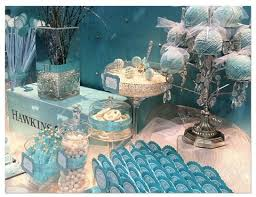 Tiffany Blue Candy Buffet by 202 Best Candy Table Cheer Images On Pinterest Candy Table