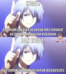 Meme Anime Indonesia - 48 meme lucu anime keren dan terbaru kumpulan gambar meme lucu
