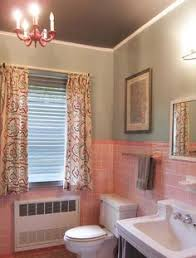 retro pink bathroom ideas bold design pink bathroom ideas plain 40 vintage tile and pictures