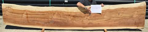Slab Wood Bar Top Natural Live Edge Wood Slab Tiger Woodimpact Imports