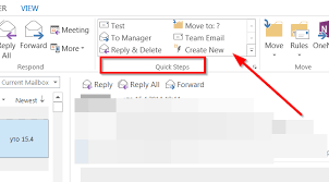 the fastest way to create email templates in outlook 2010 and 2013