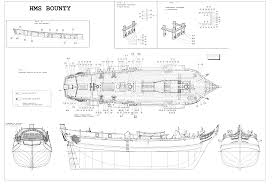 hms bounty 1784 transport u0026 exploration with plans unrated