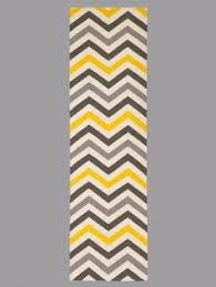 Yellow And Grey Runner Rug This Rug But Wouldn T Provide As Much Padding Hrm