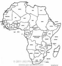 africa map answers printable map of africa africa printable map with country