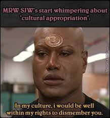 Culture Memes - cause seperation of culture is apparently equality now f king